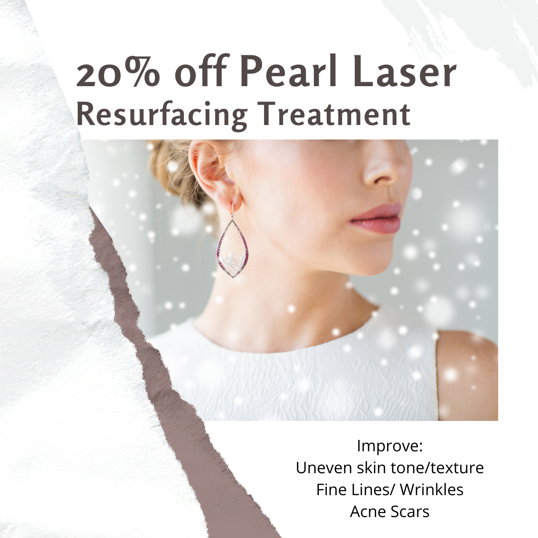 20% Off Pearl Laser