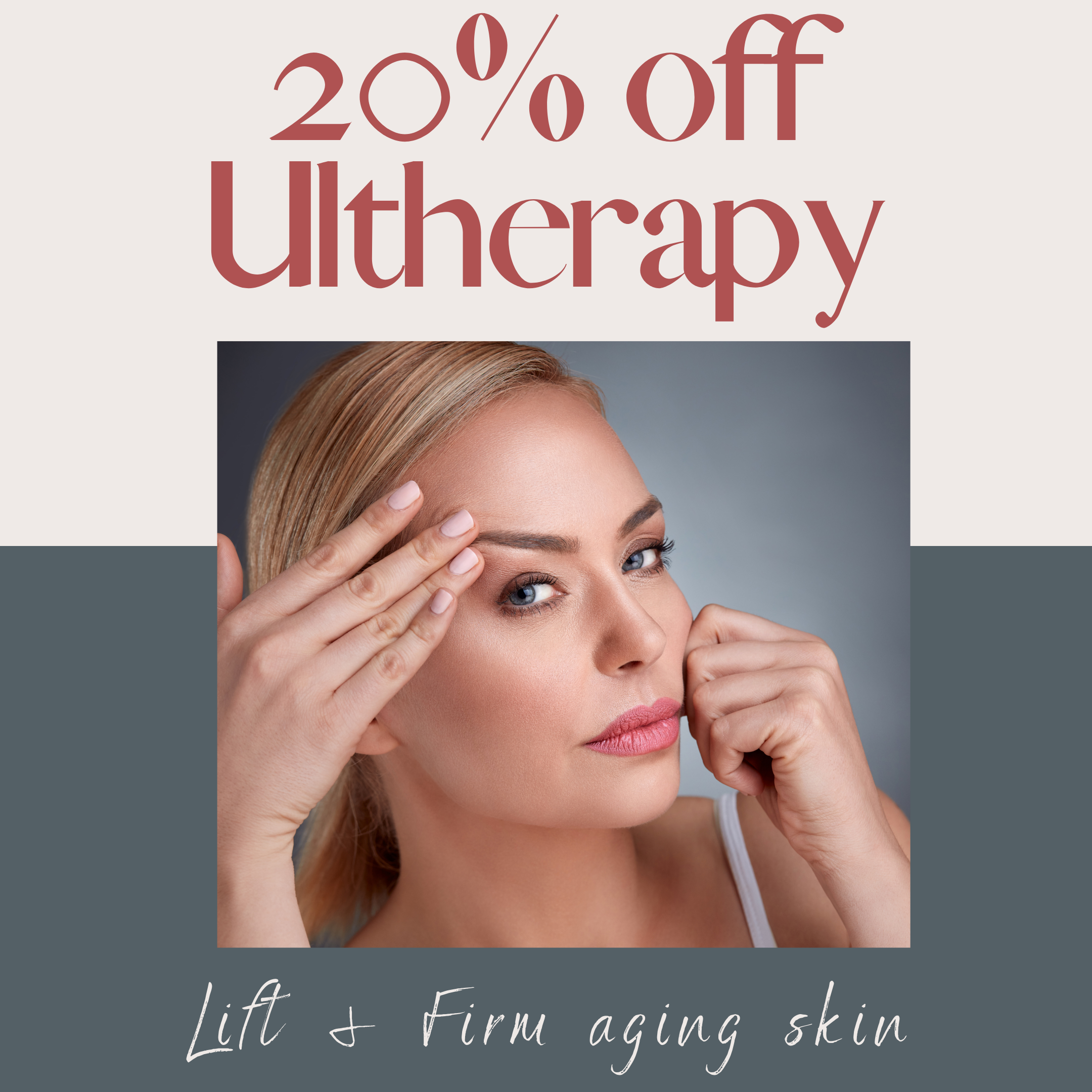 20% Off Ultherapy